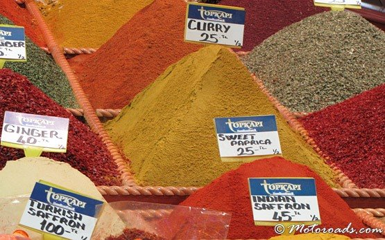 Spice Market, Sultanahmet District