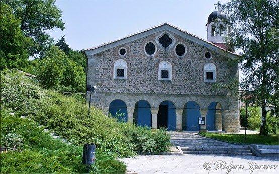 Церковь Св. Мария - Карлово