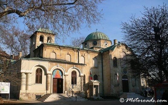 St Nicolas Church in Varna