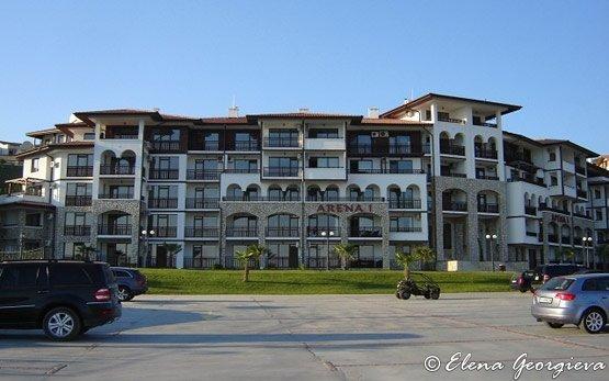 St Vlas Hotel