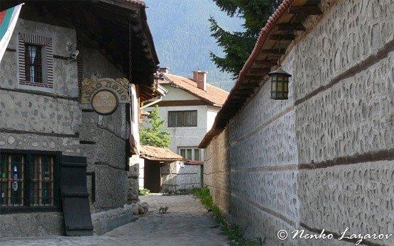 Street in Bansko