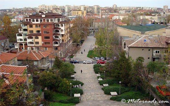 Street in Haskovo
