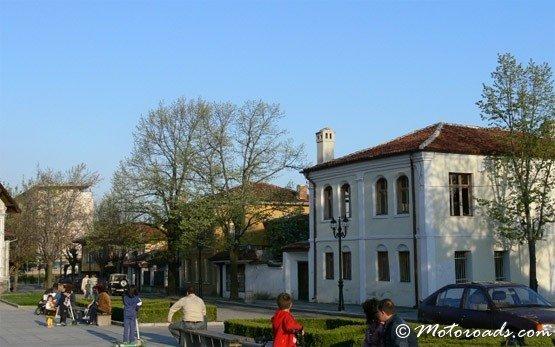Street in Karlovo