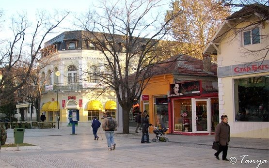 Street in Sliven
