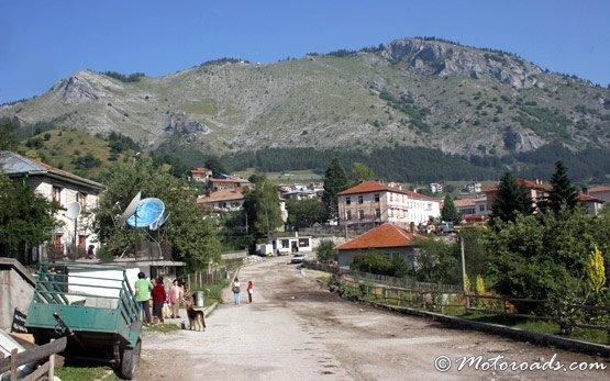 Street in Trigrad