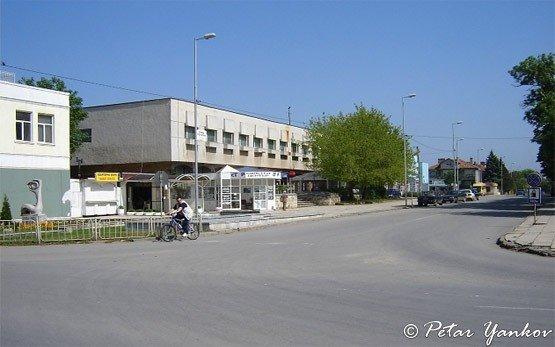 Street, Kavarna