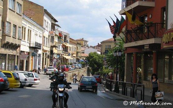Tarnovo Street