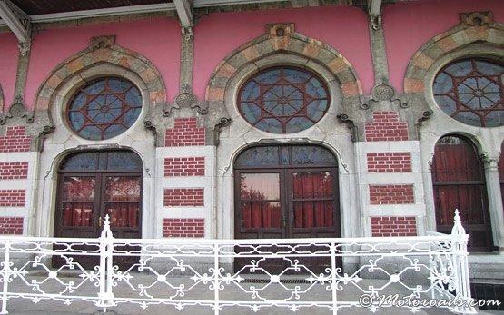 Sultanahmet Train Station, Istanbul