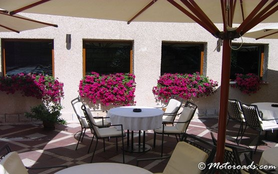 Summer Patio, Velingrad