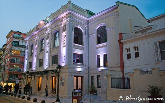 Sureyya Opera House, Kadikoy District of Istanbul