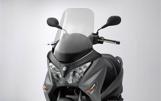 Suzuki Burgman 125cc  - скутер на прокат в Марсель