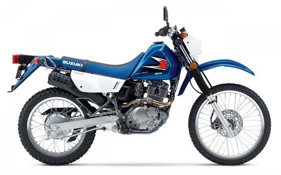 SUZUKI DR 200cc - прокат мотоциклов Крит