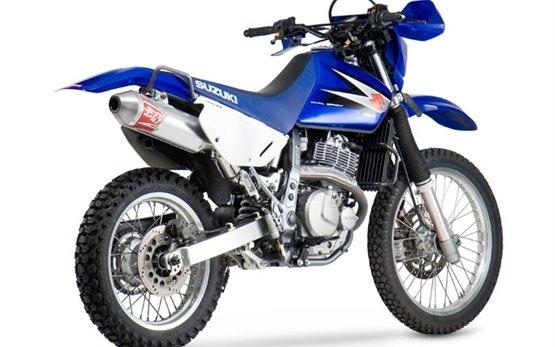 Suzuki DR 650 SE - alquiler de motocicletas en Barcelona