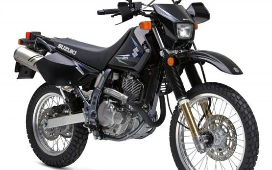 Сузуки DR 650 SE наем на мотоциклет в Малага