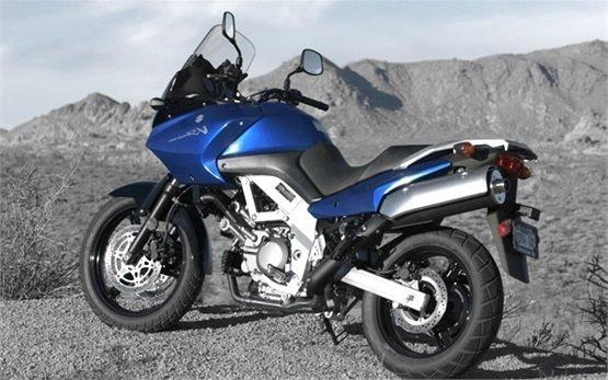 Сузуки В-Стром 650cc прокат мотоцикла Барселоне