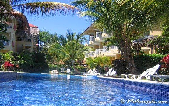Swimming Pool - Bavaro Resort