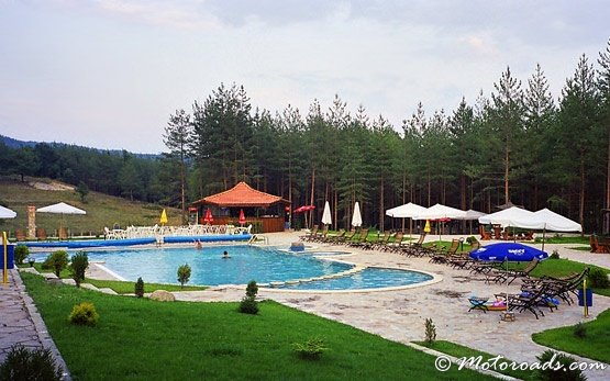 Swimming Pool, Velingrad Hotel