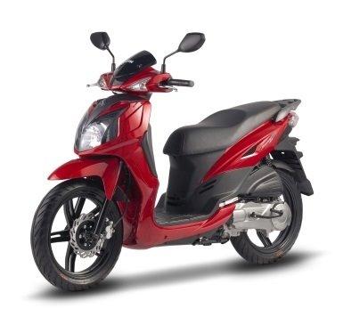 СИМ Симфони 150 - аренда скутера в Карпатосе
