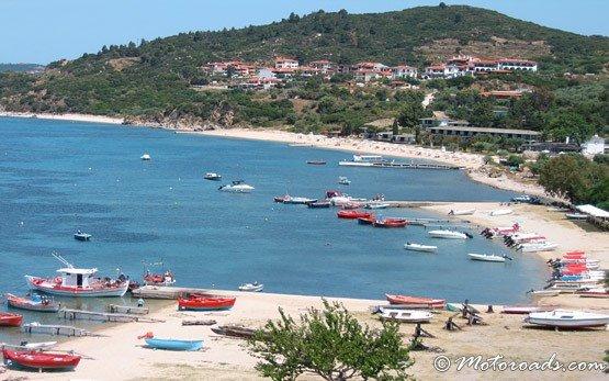 Плажа на Урануполис