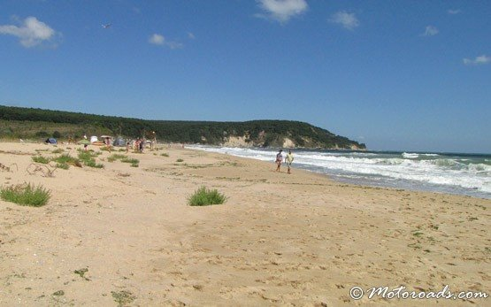 The Black Sea Coast at Byala