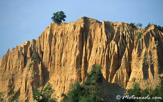 The Sandstone Pyramids, Melnik