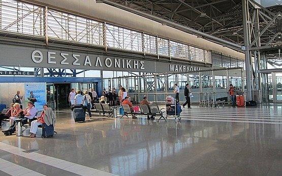 Салоники Македония трансфер из аэропорта