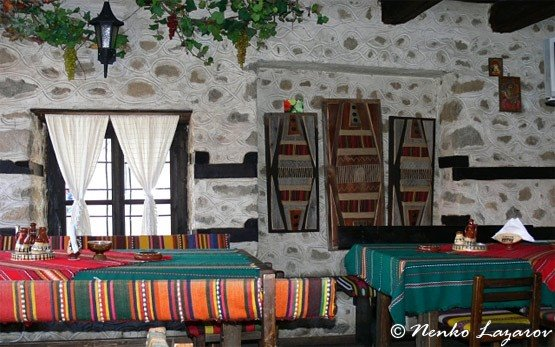 Traditional Bulgarian Restaurant, Bansko