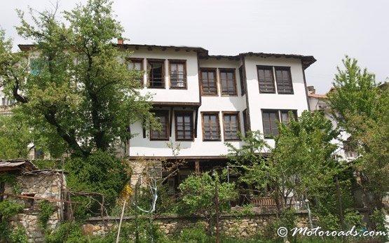 Традиционные дома в Смолянe