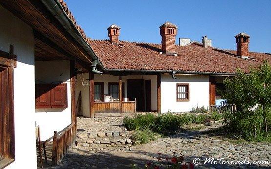 Традиционна къща в Сопот