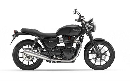 Triumph Bonneville Street Twin - аренда мотоцикла в Малаге
