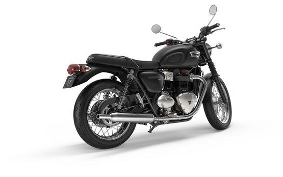 Triumph Bonneville Street Twin - прокат мотоцикла Испании