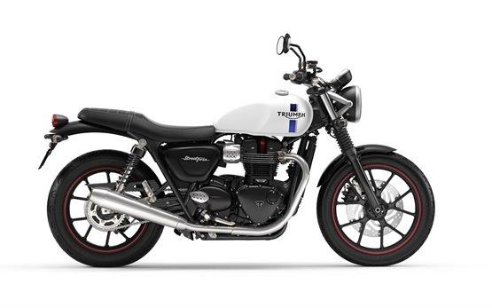 Triumph Bonneville Street Twin - мотоцикл напрокат - Малага