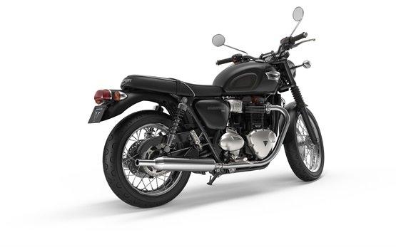 Triumph Bonneville T100 - motorcycle hire Lisboa