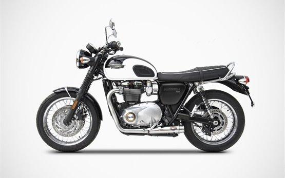 Triumph Bonneville T120 - аренда мотоцикла в Аэропорт Женева