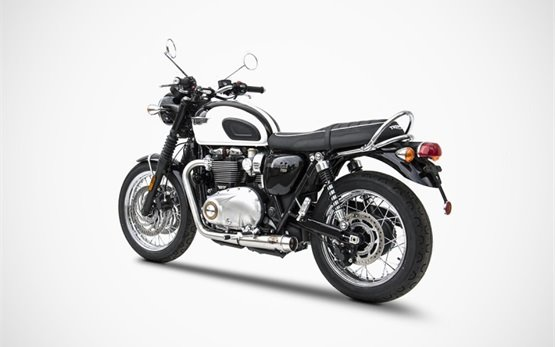 Triumph Bonneville T120 - прокат мотоцикла Аэропорт Женева