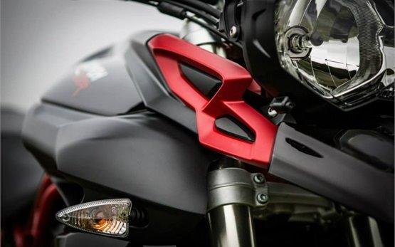 Triumph Tiger XC 800 motorbike rental Spain