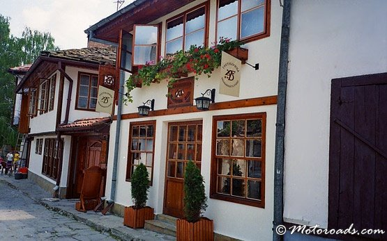 Traditional Houses, Tryavna