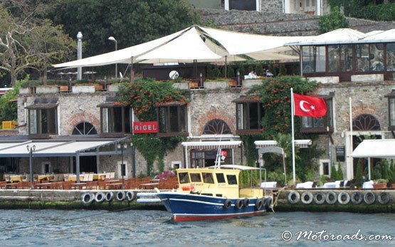 Yuskudar - Anatolian coast of the Bosphorus