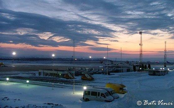 Varna airport -  Bulgaria