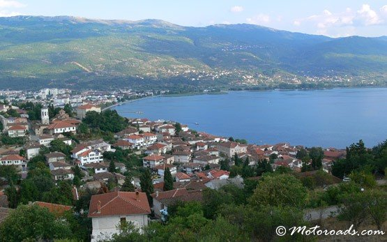 Панорама - Охрид