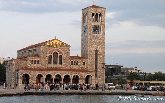 Volos City