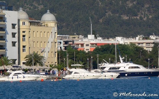 Volos Harbour
