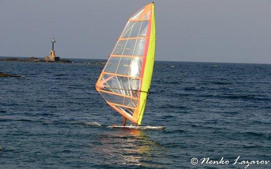 Windsurfing, Tsarevo