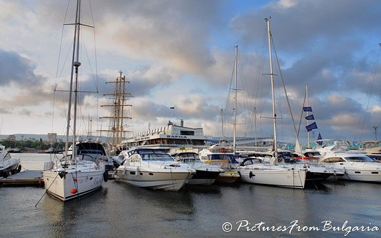 Yacht Port, Varna