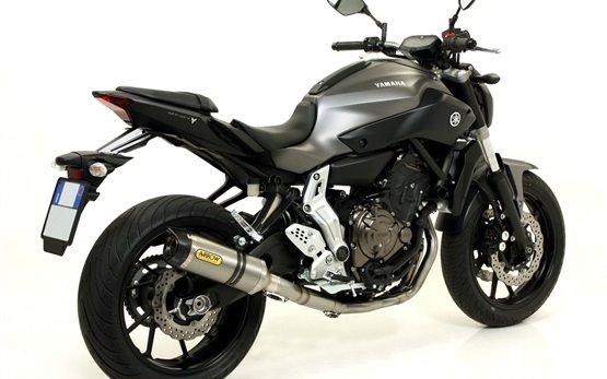 Yamaha Tracer 700cc - мотоциклов напрокат - Анталья