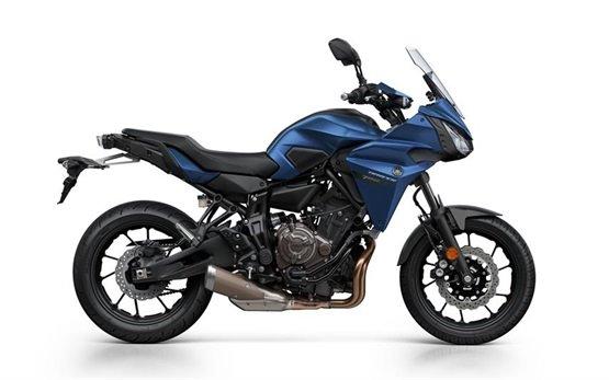 Yamaha Tracer 700cc аренда мотоцикла Малага