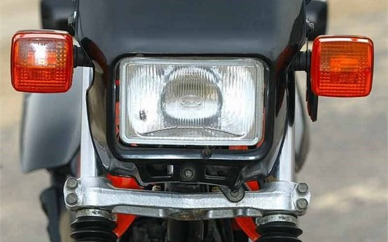 YAMAHA TW125 - Motorrad mieten in Chania, Heraklion Kreta