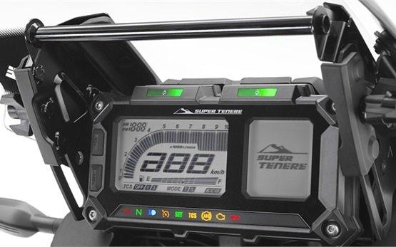 Yamaha XT1200ZE Super Tenere - наем на мотор Анталия