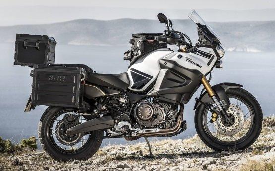 Yamaha XT1200ZE Super Tenere - мотоциклет под наем в Анталия