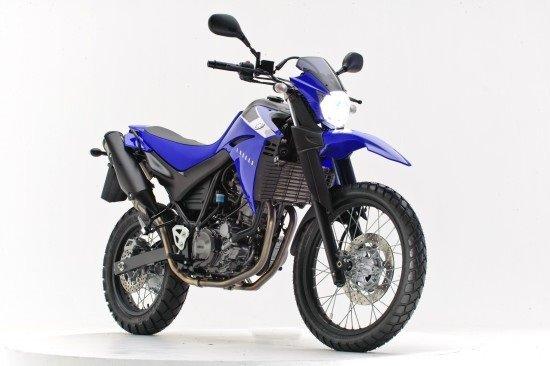 Yamaha XT660R - аренда мотоциклов Анталии